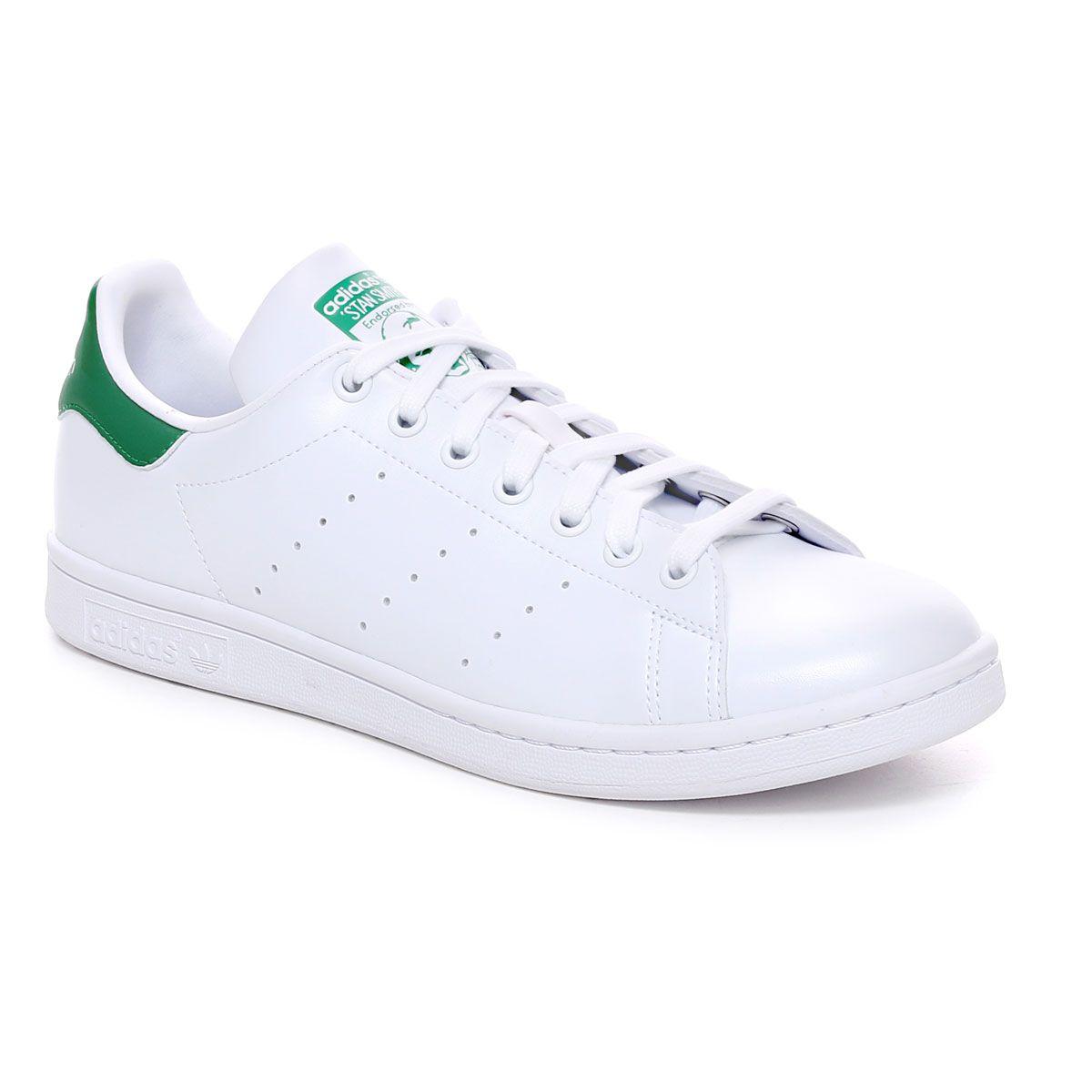 adidas Stan Smith Primegreen Bianco Verde