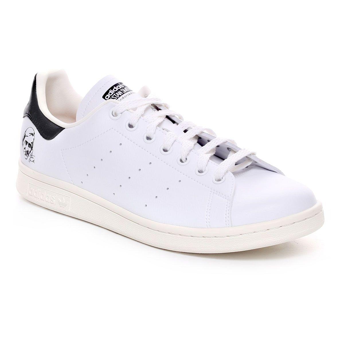 adidas Stan Smith Primegreen Uomo Bianco Nero