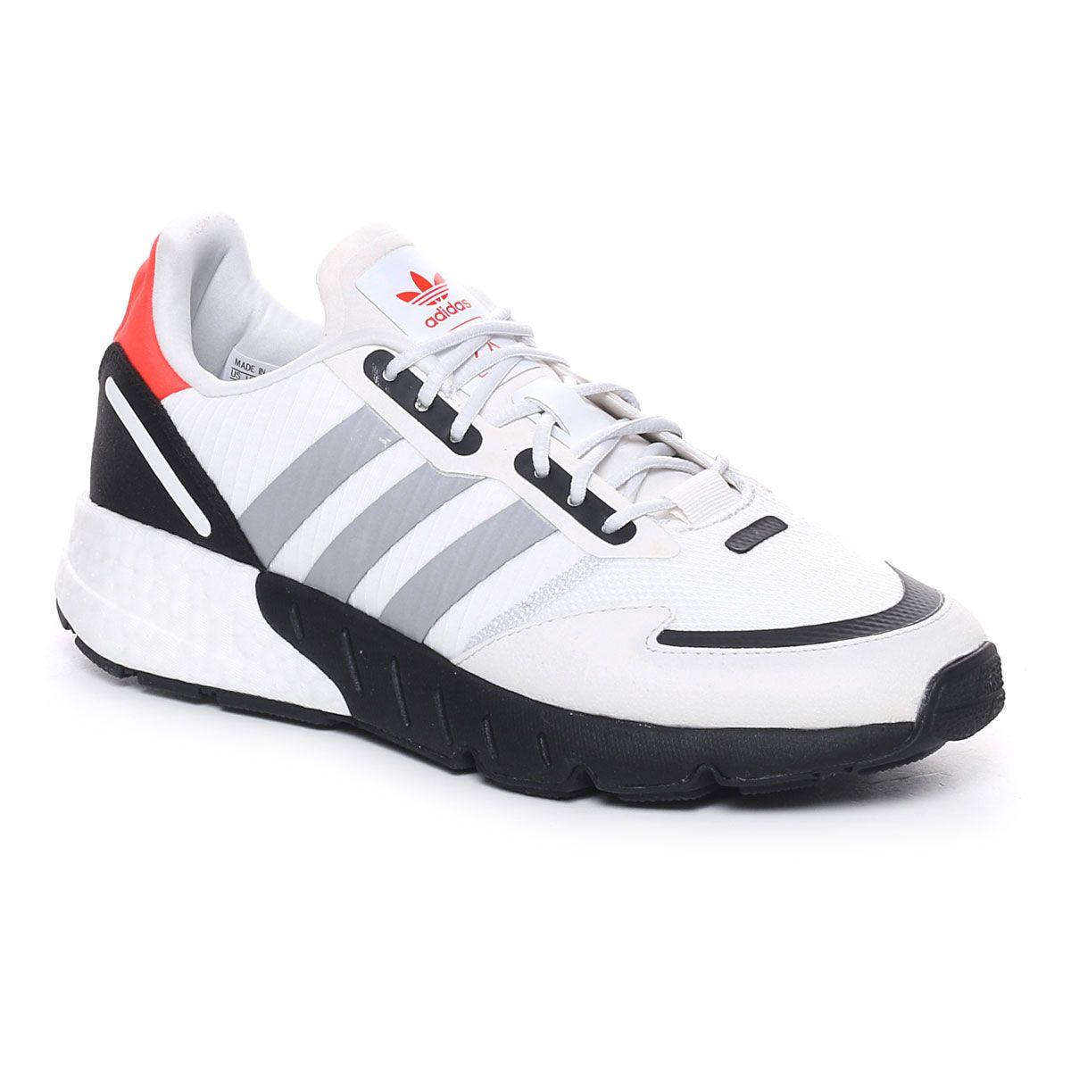 adidas Zx 1K Boost Junior Bianco Nero