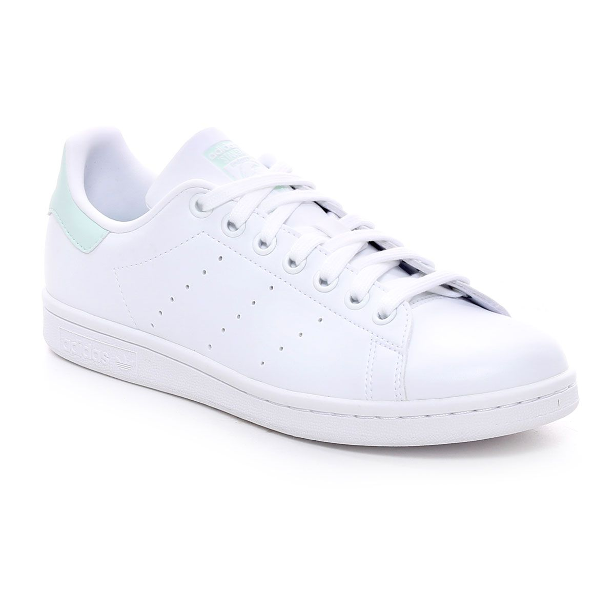 adidas Stan Smith Primegreen Donna Bianco Verde Acqua