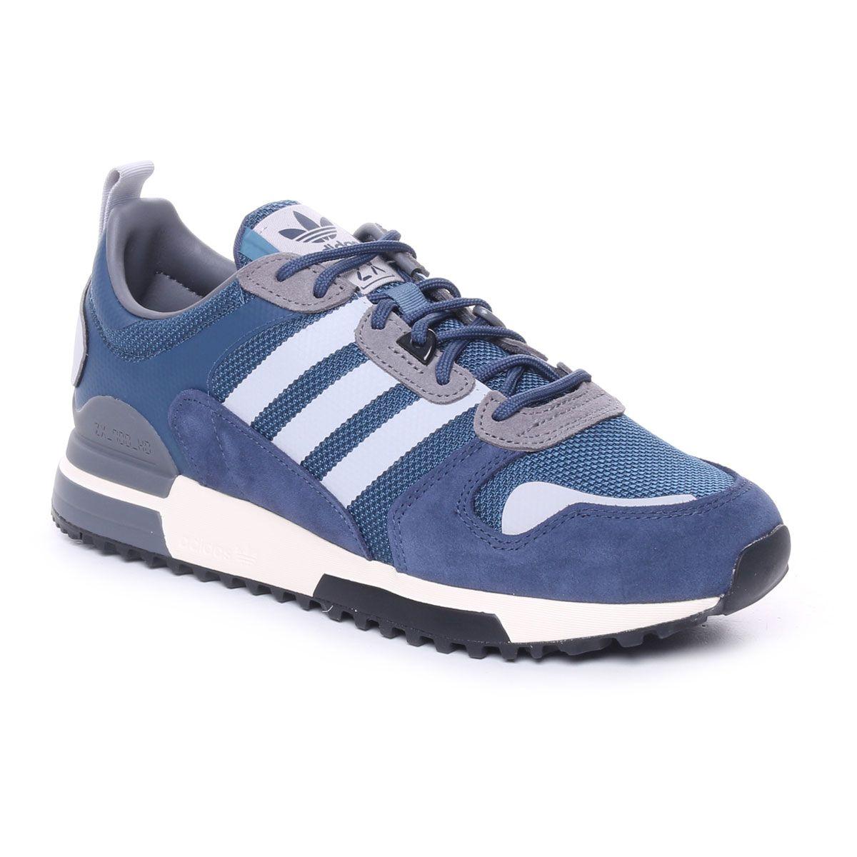 adidas Zx 700 Hd Uomo Blu Grigio