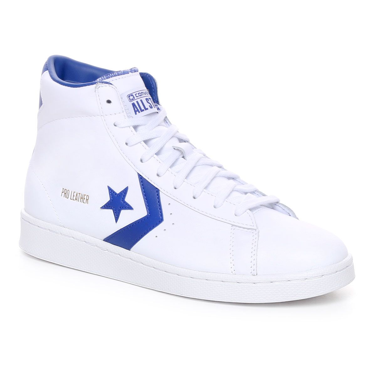 Converse Pro Leather Seasonal Uomo Bianco Blu