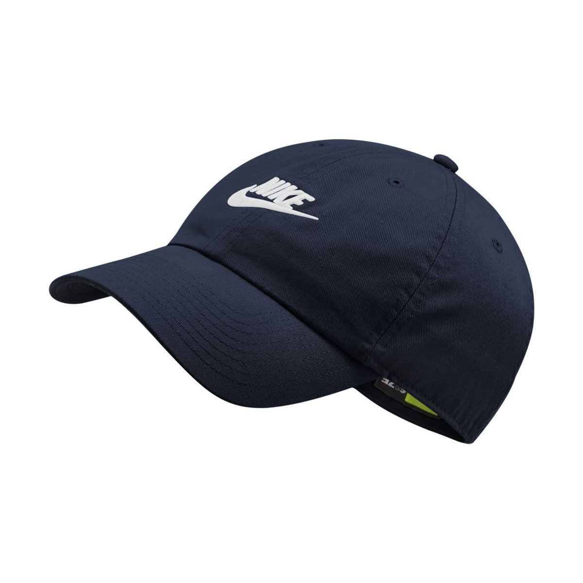 Nike Cappello Sportswear Heritage86 Futura Washed Blu