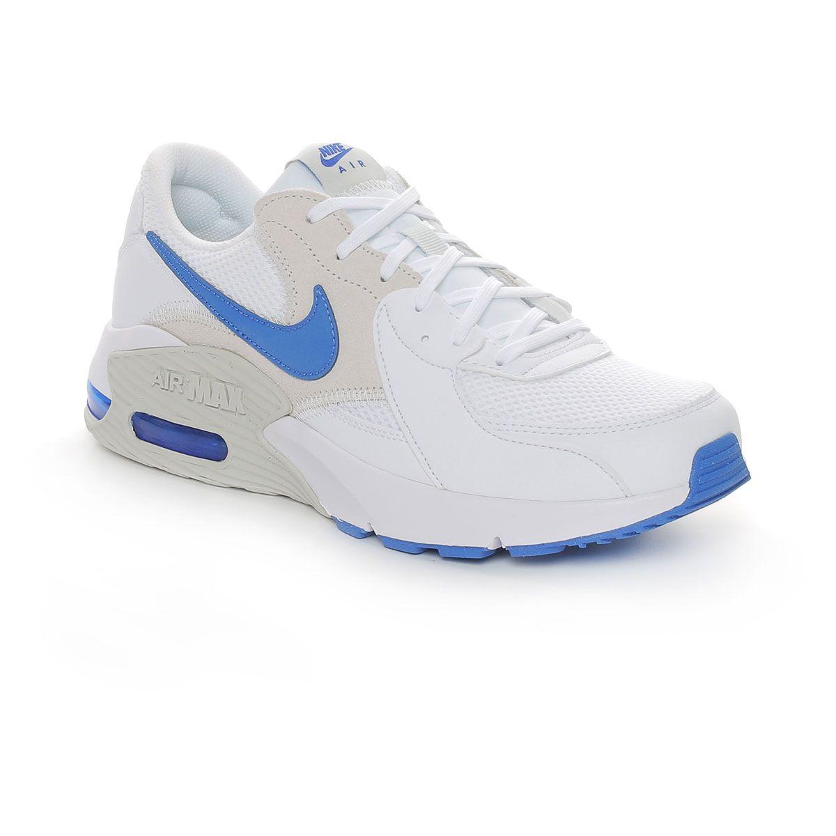 Nike Air Max Excee Uomo Bianco Blu