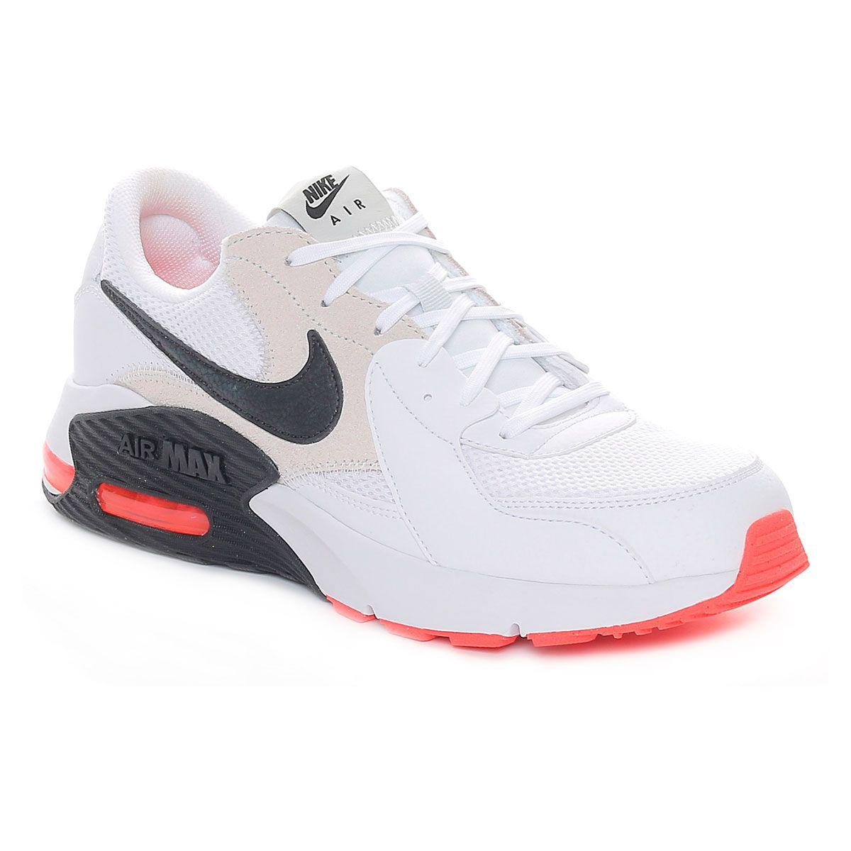Nike Air Max Excee Uomo Bianco Nero