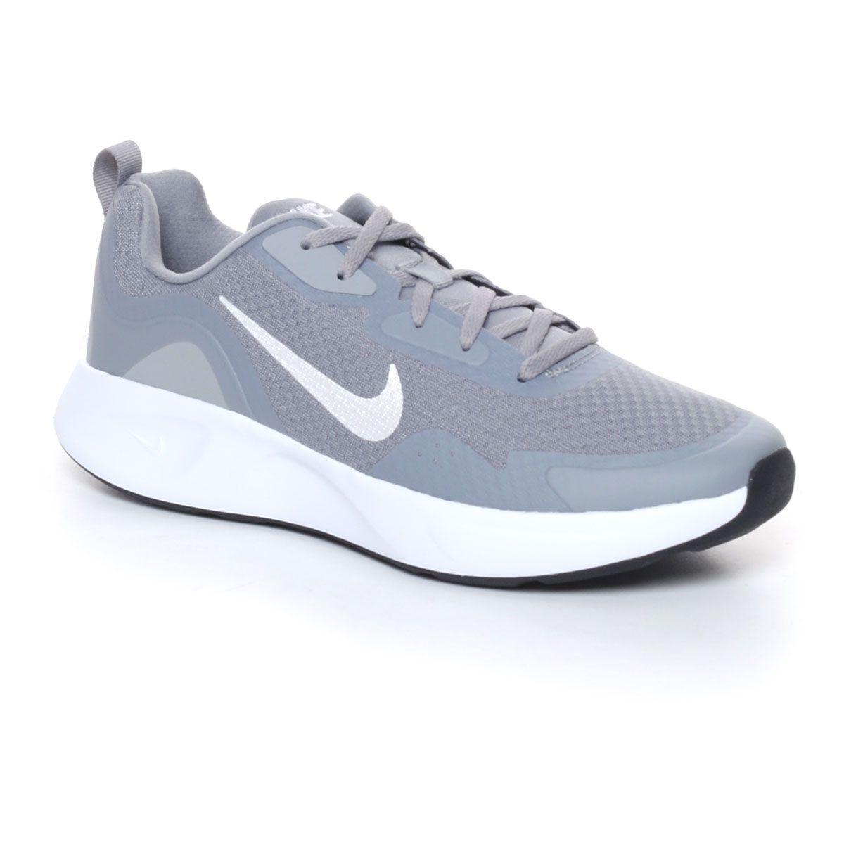 Nike Wearallday Uomo Grigio