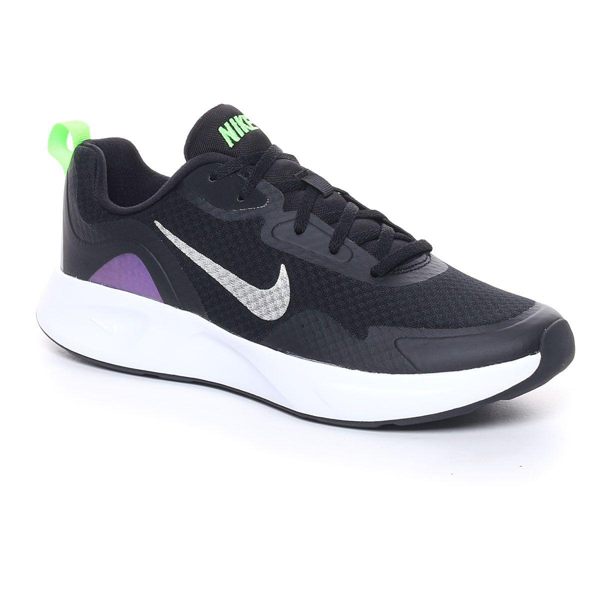 Nike Wearallday Uomo Nero Viola
