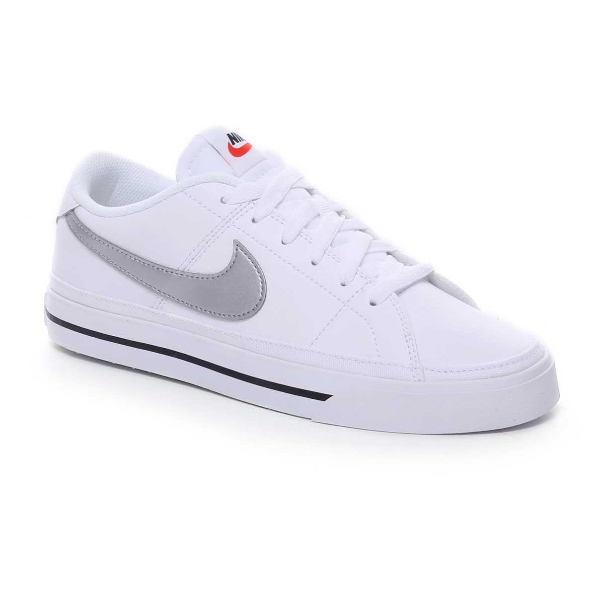 Nike Court Legacy Donna Bianco