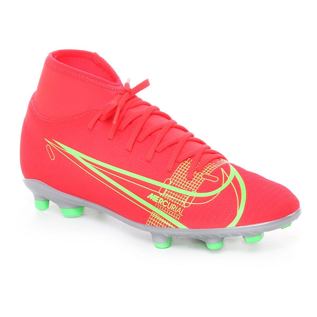 Nike Mercurial Superfly 8 Club Mg Uomo Arancione Lime