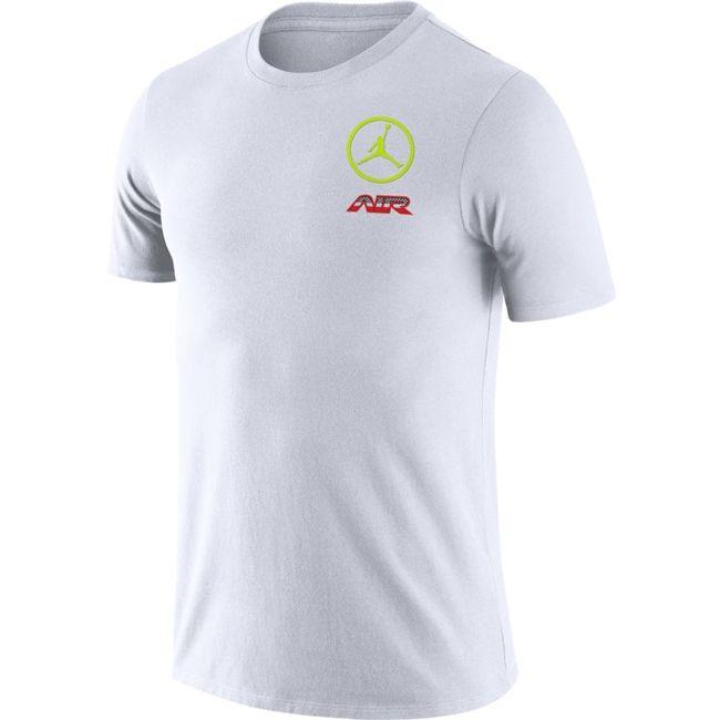 Nike T-Shirt Jordan Sport Dna Uomo Bianca