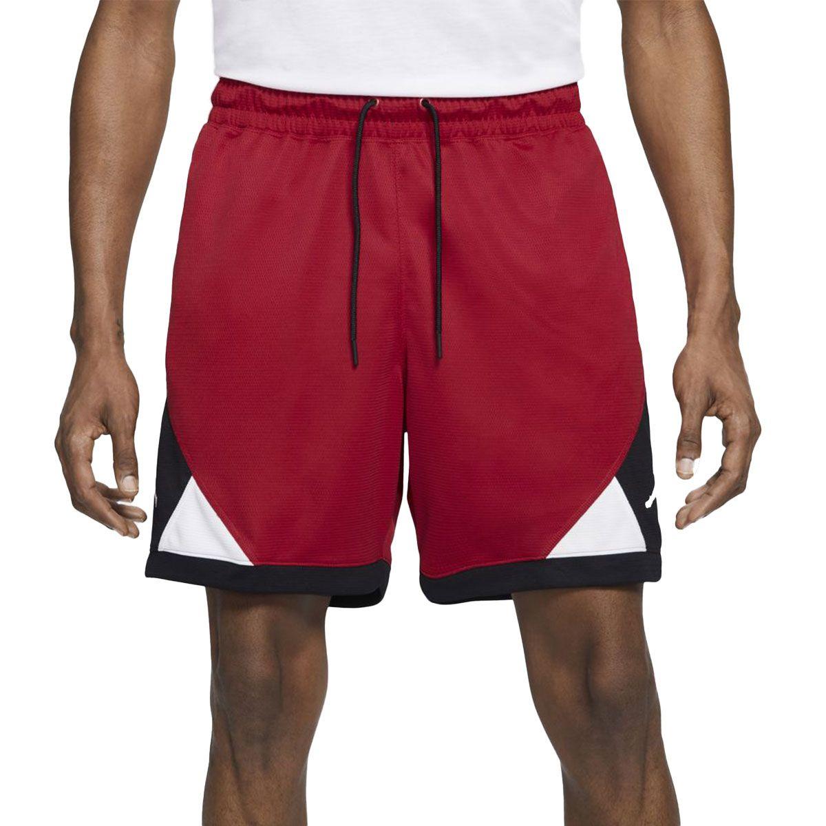 Nike Short Jordan Dri-FIT Air Uomo Rosso