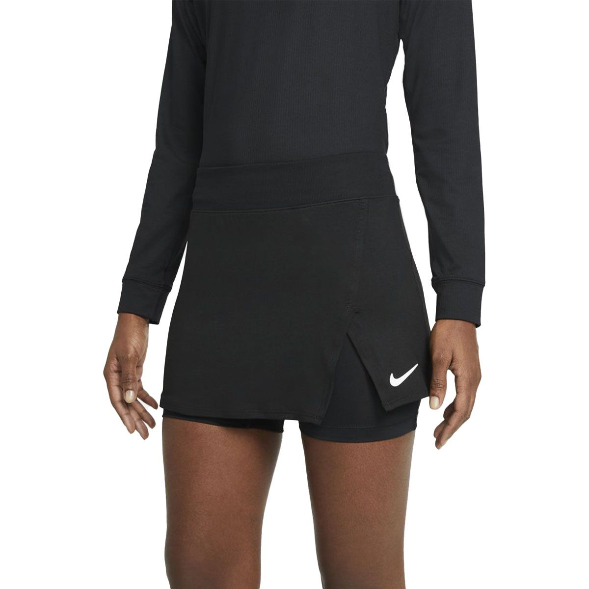 Nike Gonna NikeCourt Victory Donna Nero