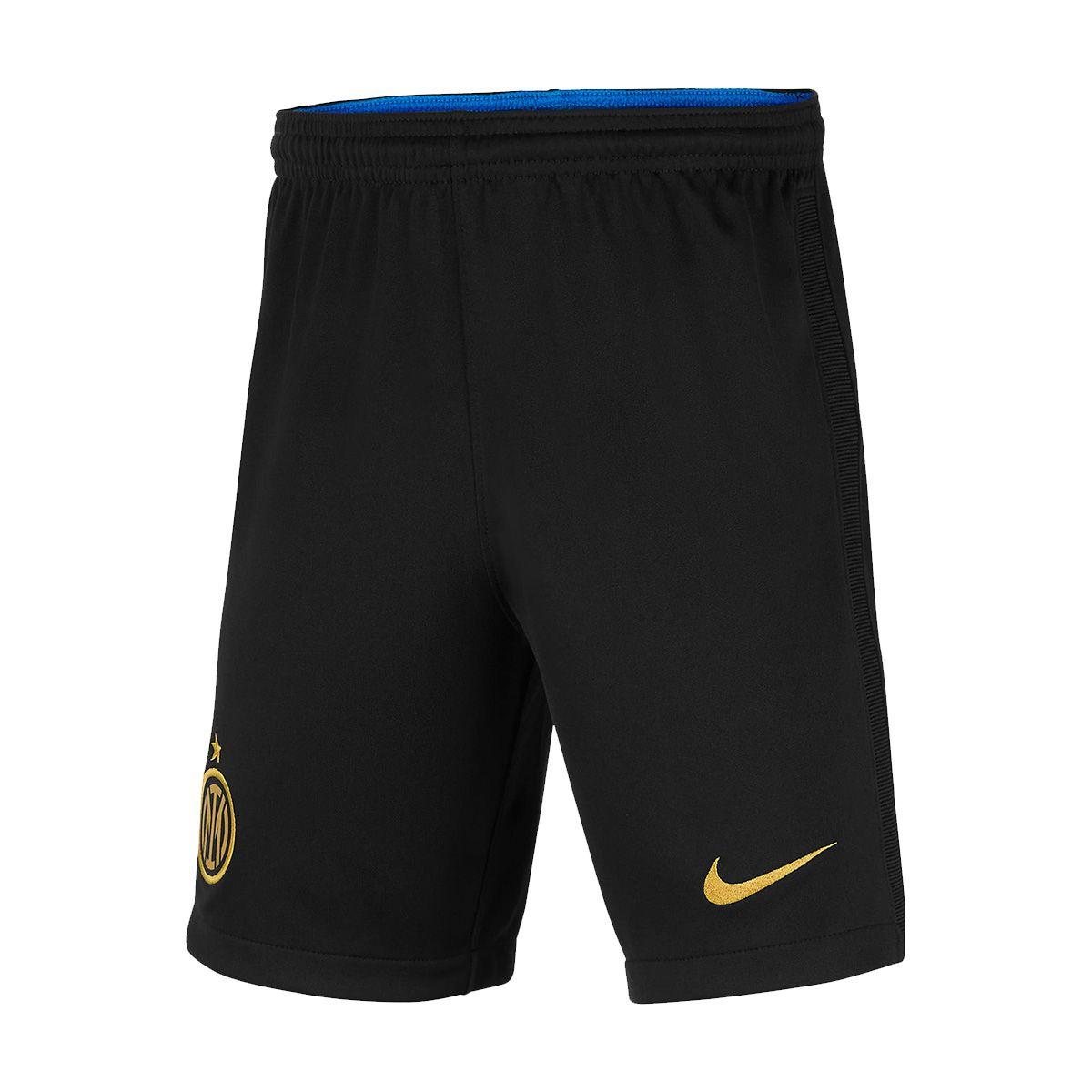 Nike Pantaloncini Inter 2021/2022 Stadium Home/Away Uomo Nero