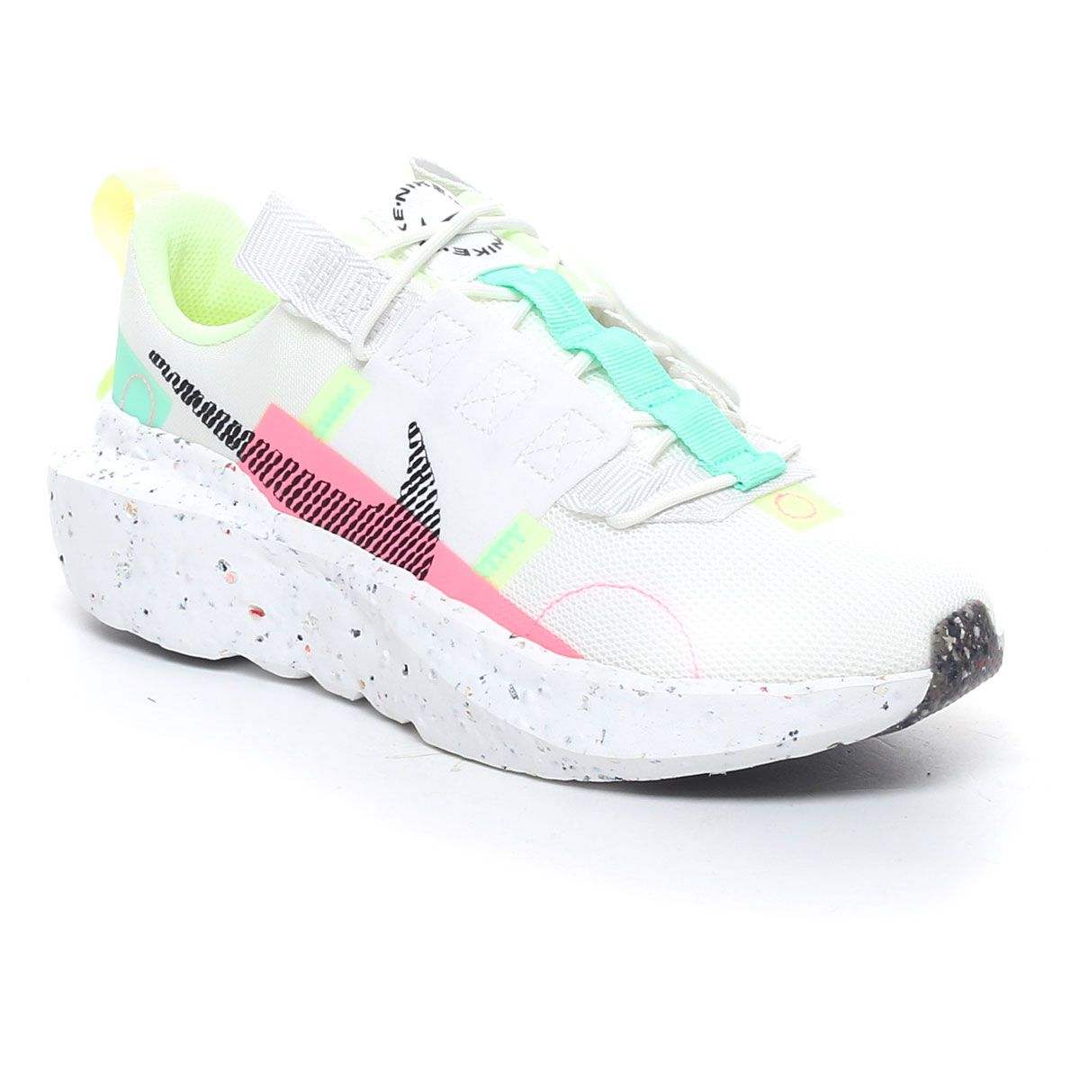 Nike Crater Impact Donna Bianco Verde