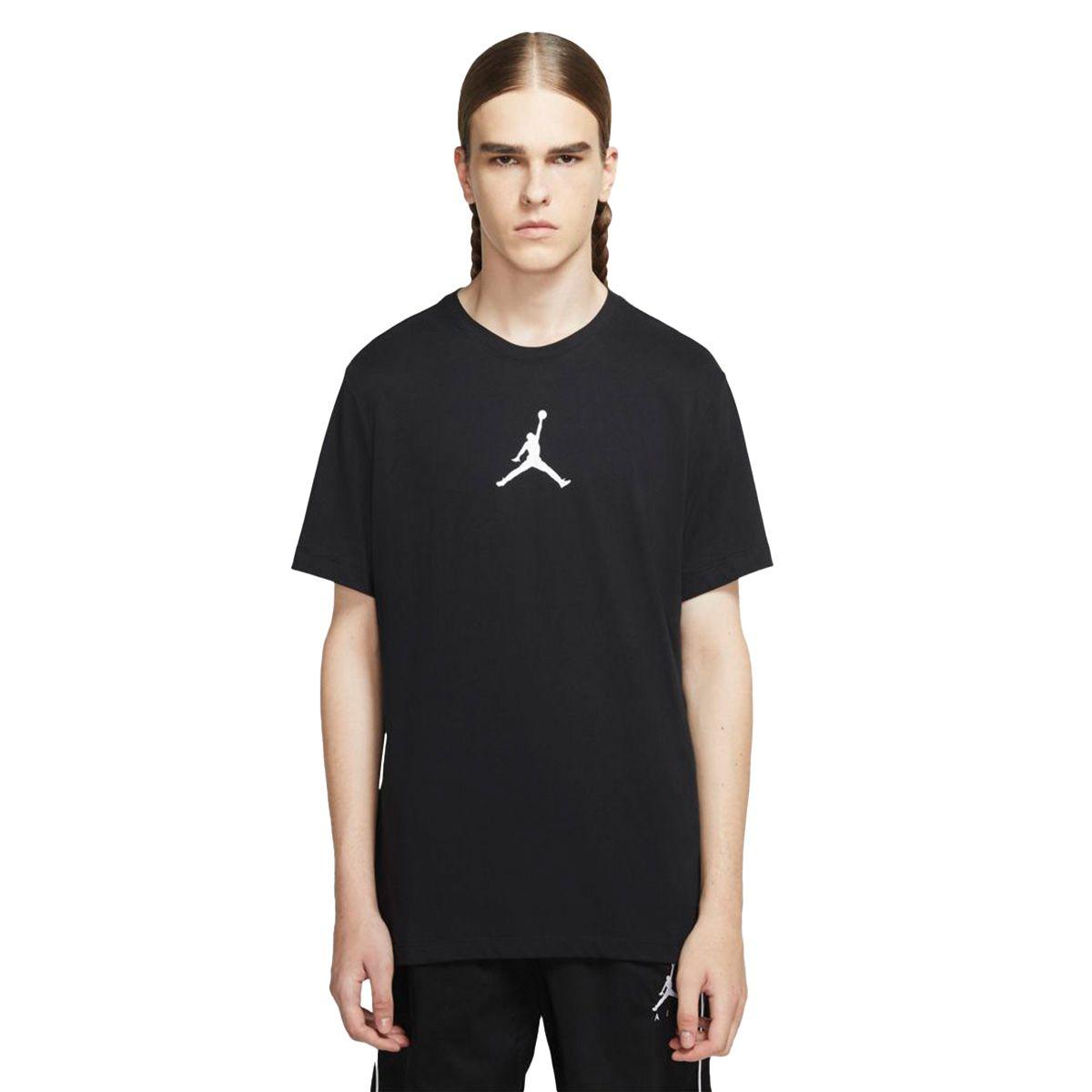 Nike T-Shirt Jordan Jumpman Dri Fit Uomo Nero