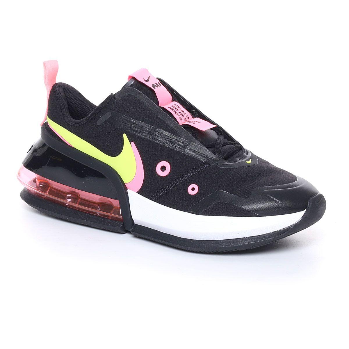 Nike Air Max Up Donna Nero Rosa