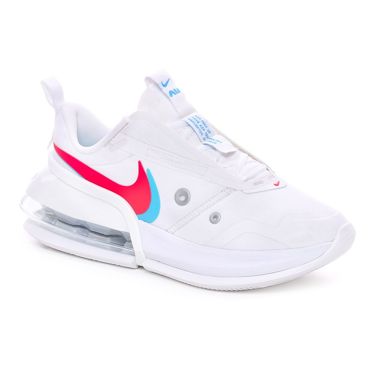Nike Wmns Nike Air Max Up Donna Bianco Rosso