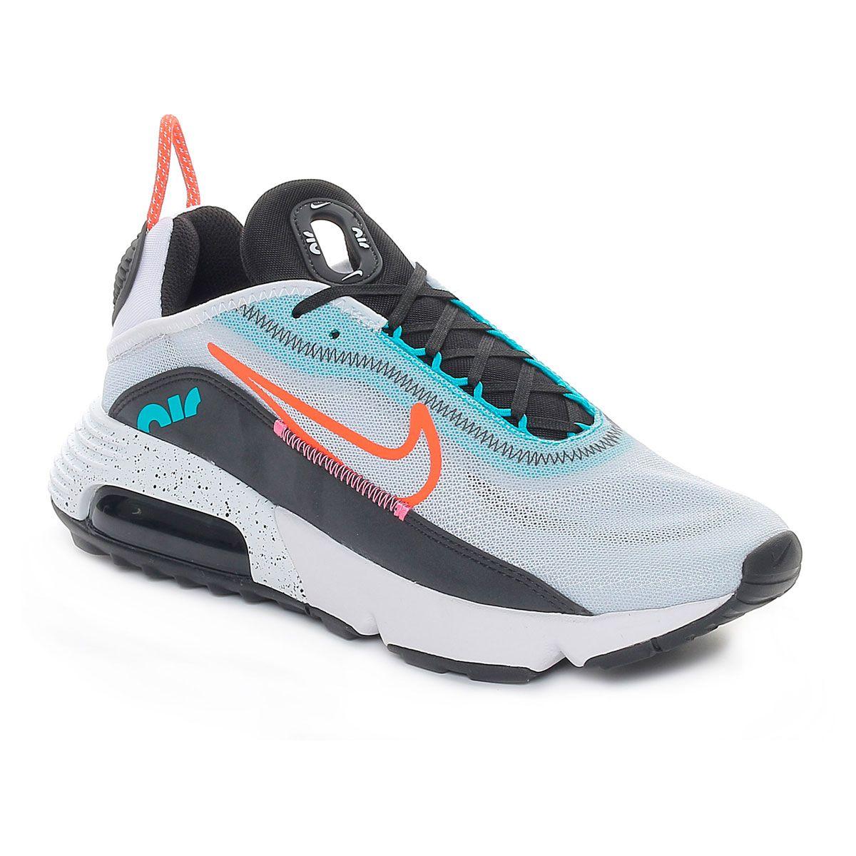 Nike Air Max 2090 Uomo Bianco Arancione