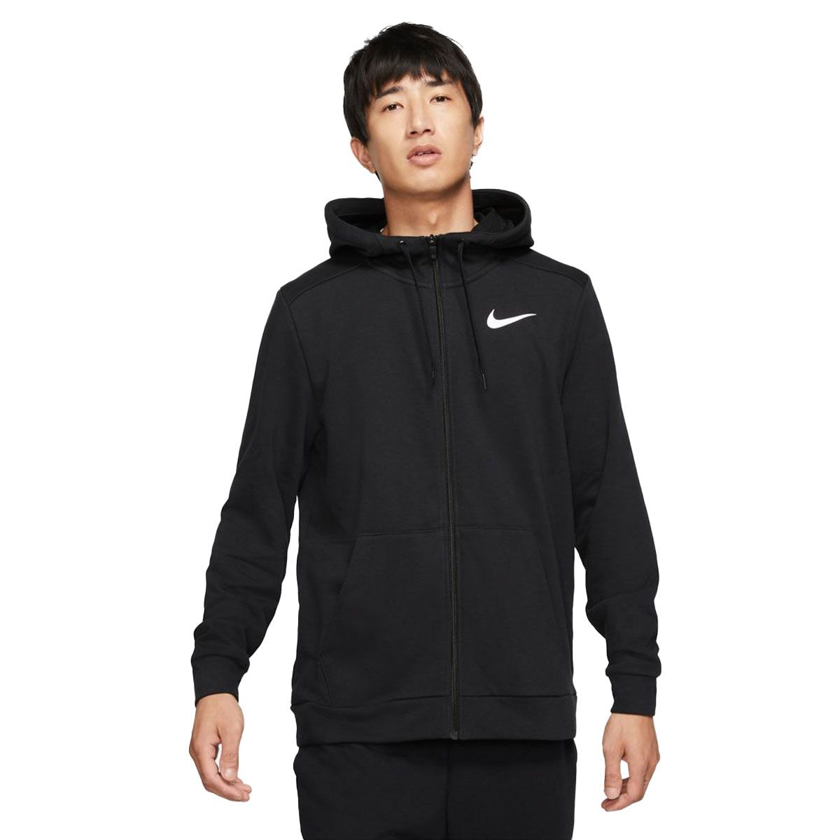 Nike Felpa Dri-FIT Uomo Nero