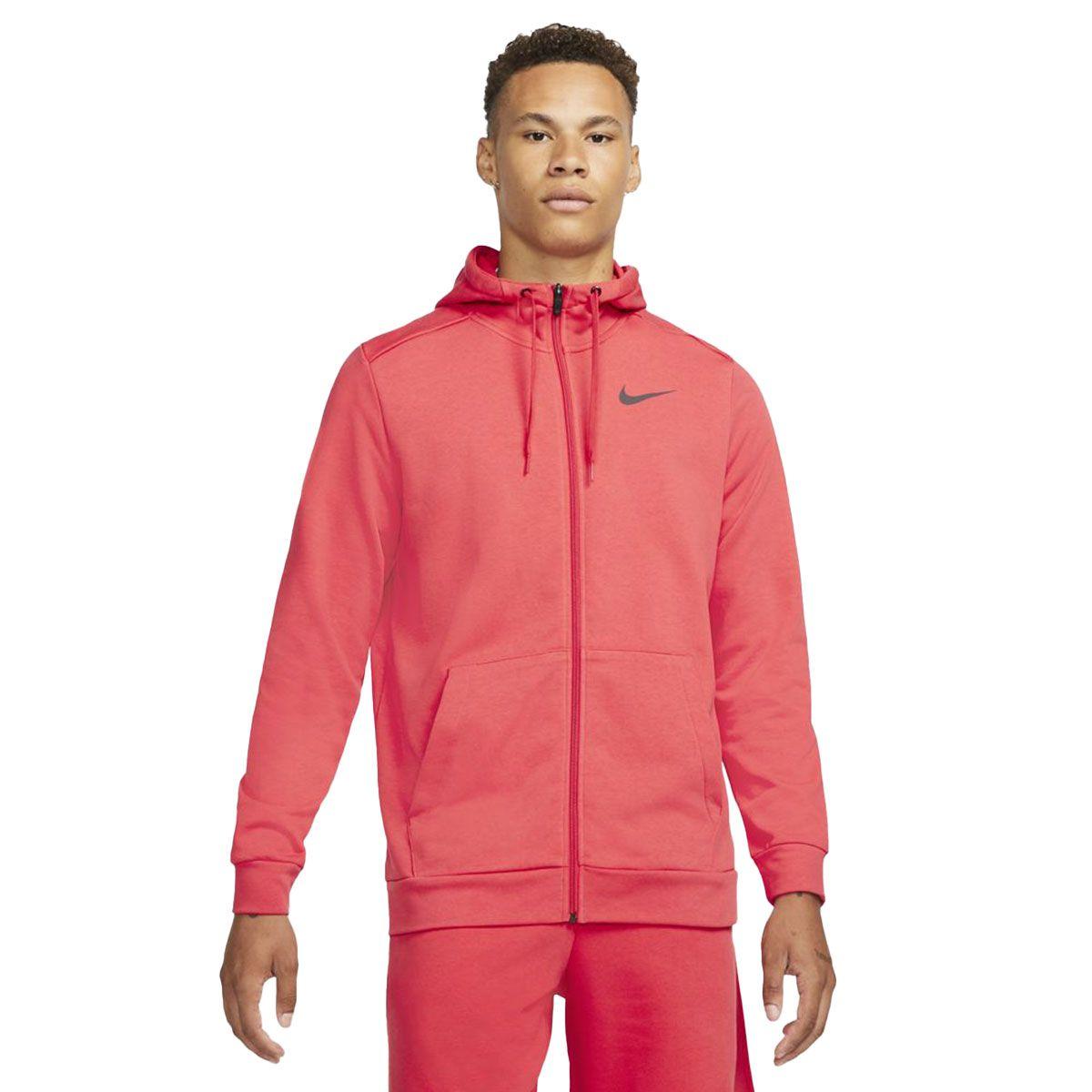 Nike Felpa Dri-FIT Uomo Rosa
