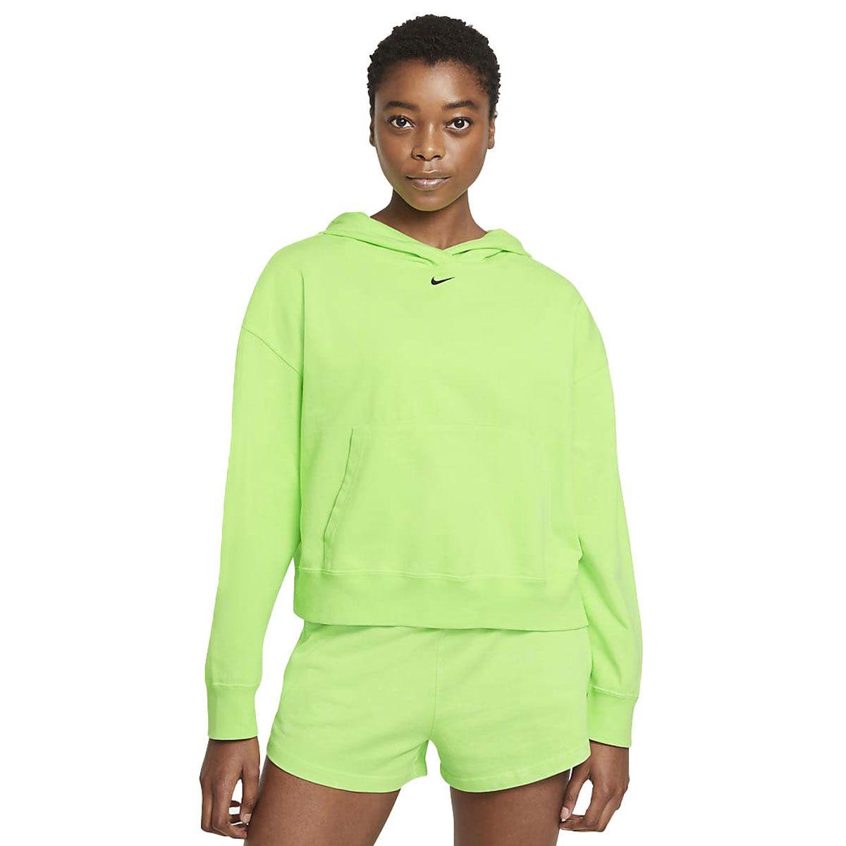 Nike Felpa Sportswear Donna Verde