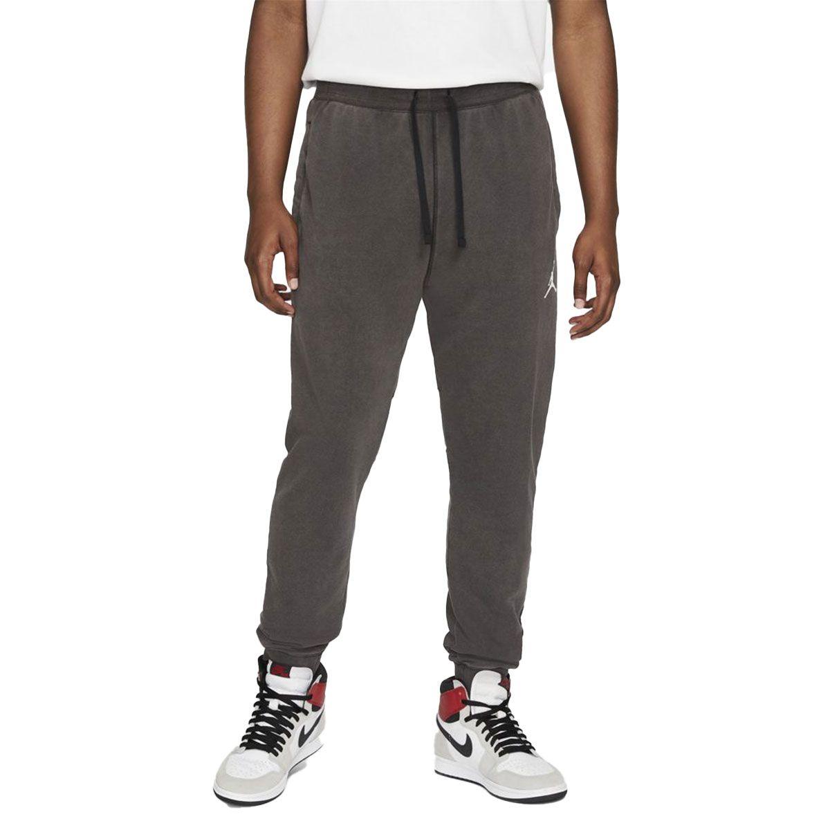 Nike Jogger Jordan Air Uomo Nero Grigio
