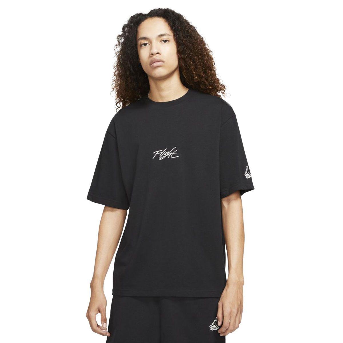 Nike T-Shirt Jordan Flight Essentials Uomo Nero