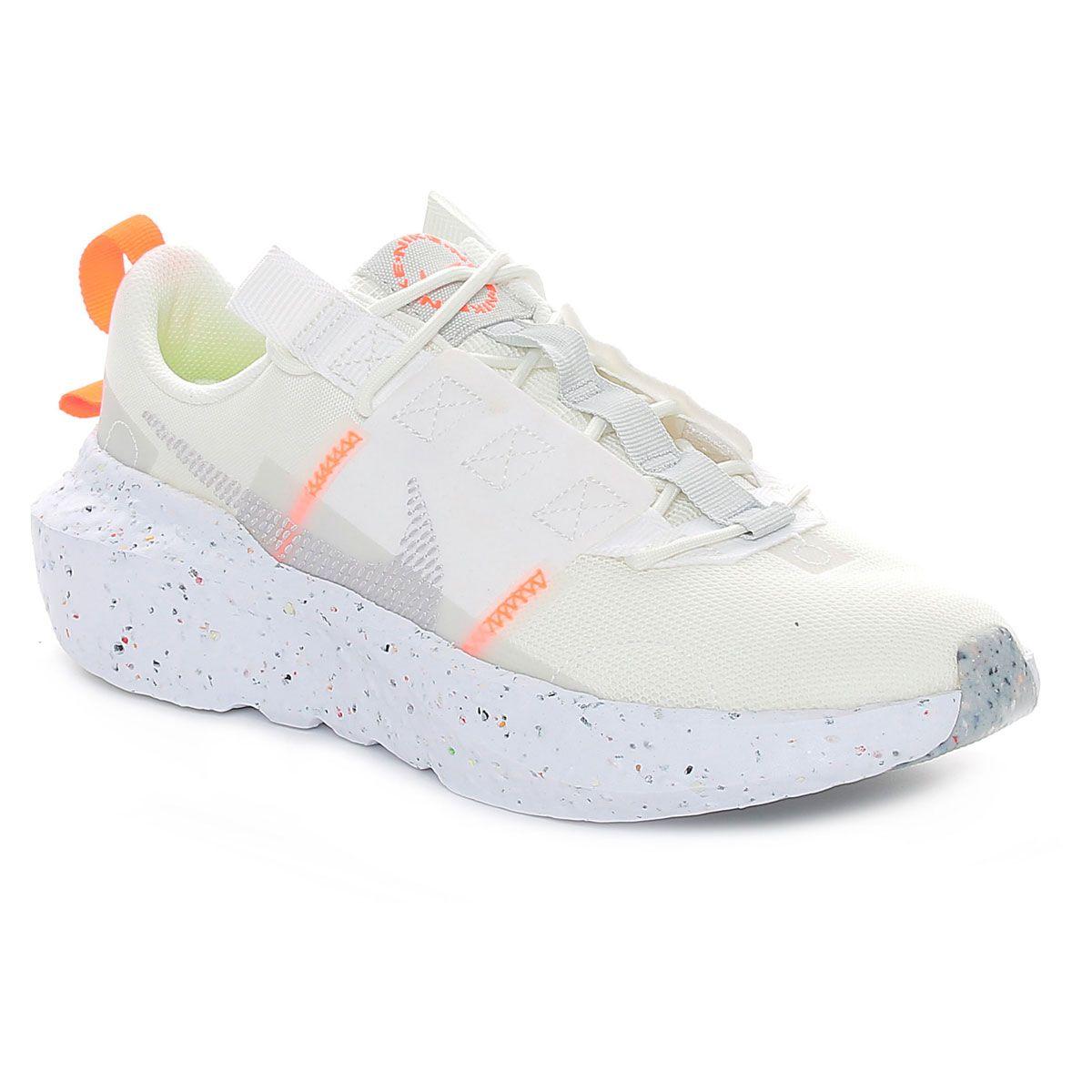 Nike Crater Impact Uomo Bianco Grigio