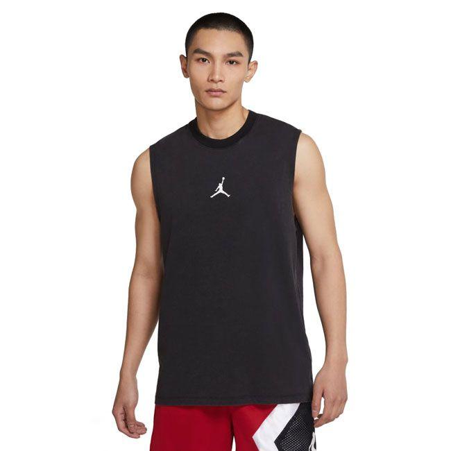 Nike T-Shirt Jordan Dri-FIT Air Uomo Nero