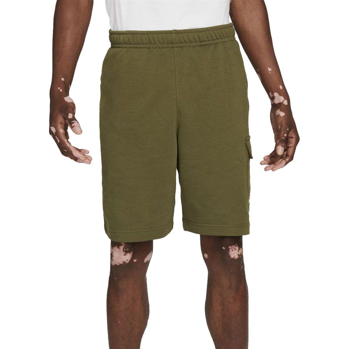 Nike Short Cargo Nsw Club Uomo Verde