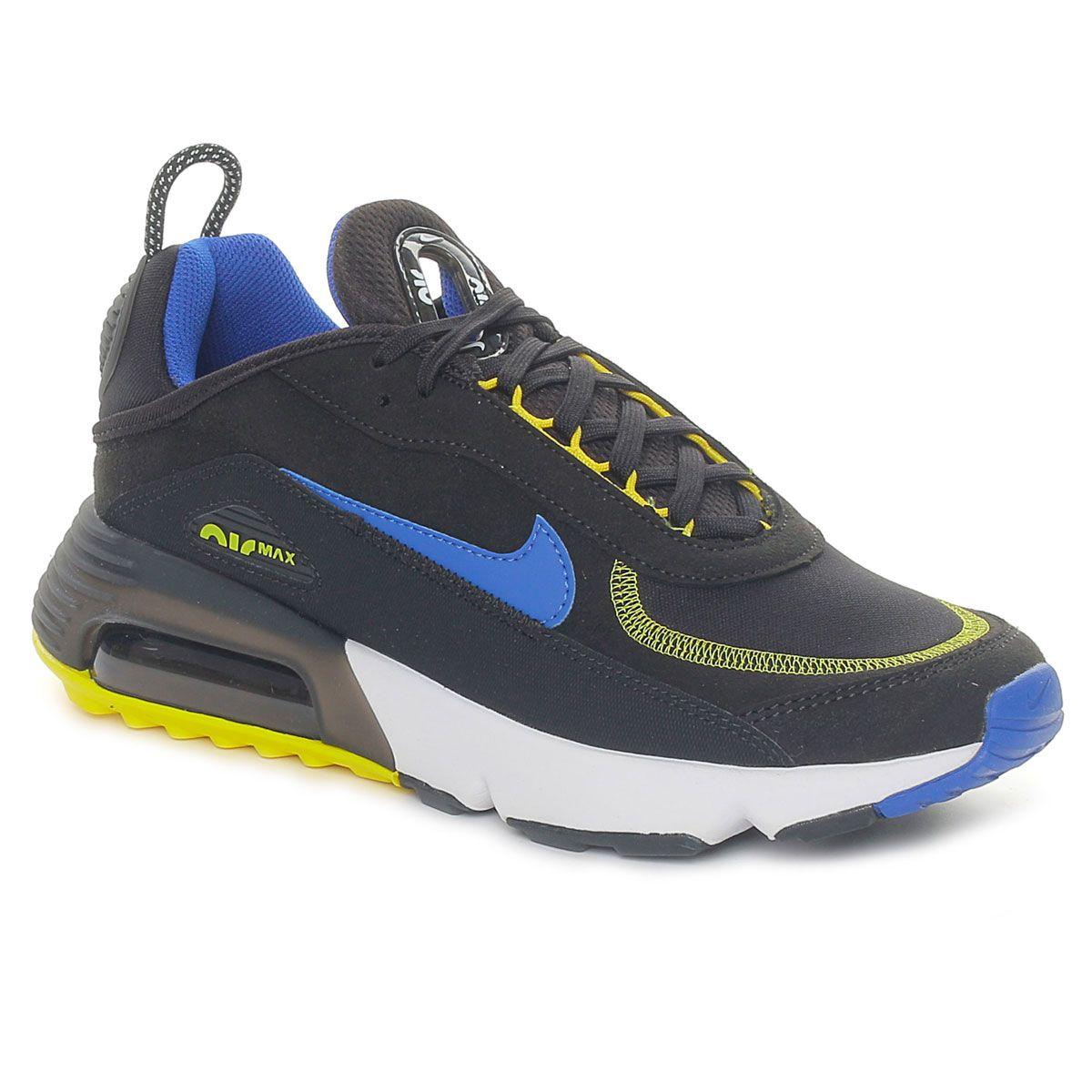 Nike Air Max 2090 Rejuvenate Uomo Nero Blu