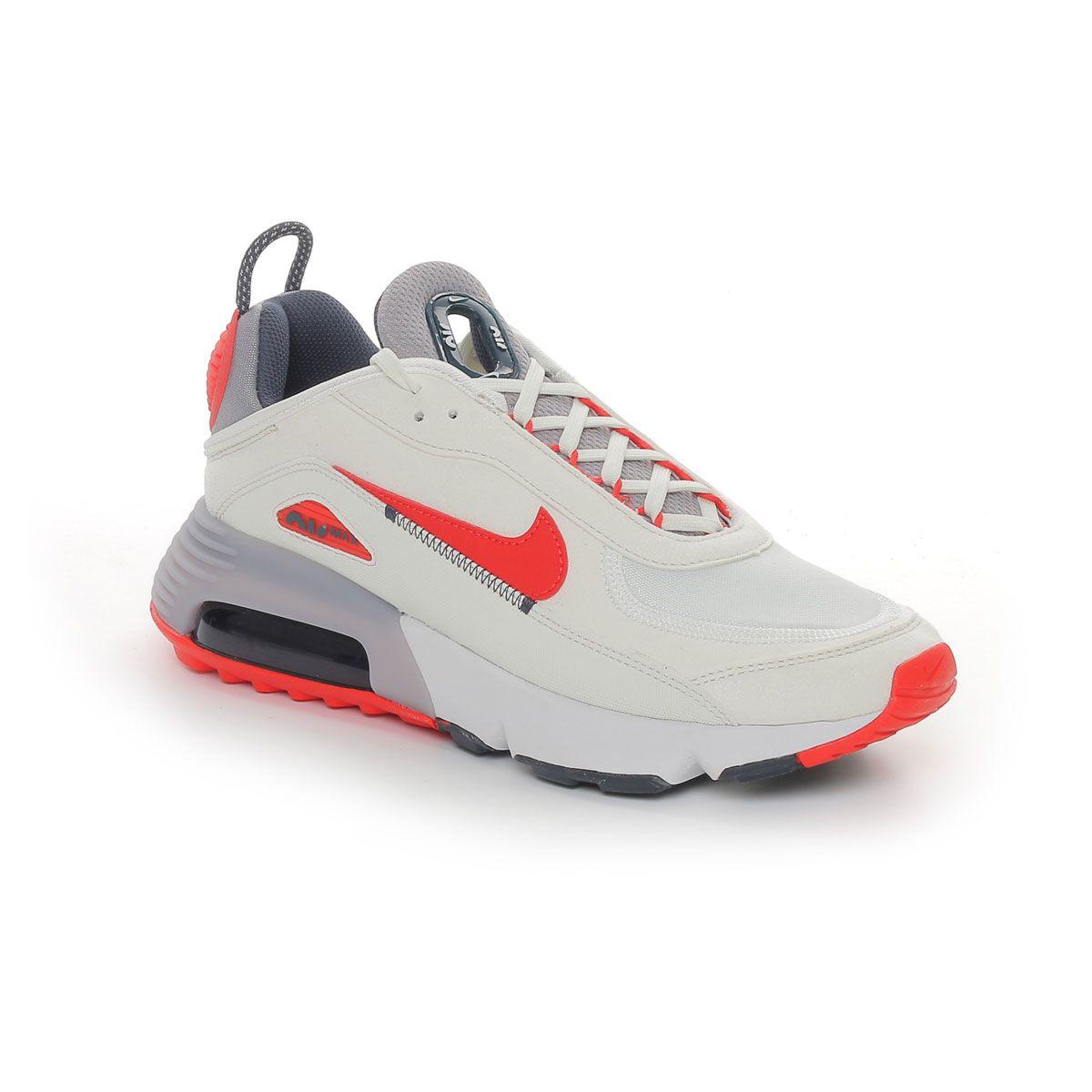 Nike Air Max 2090 Uomo Bianco Rosso