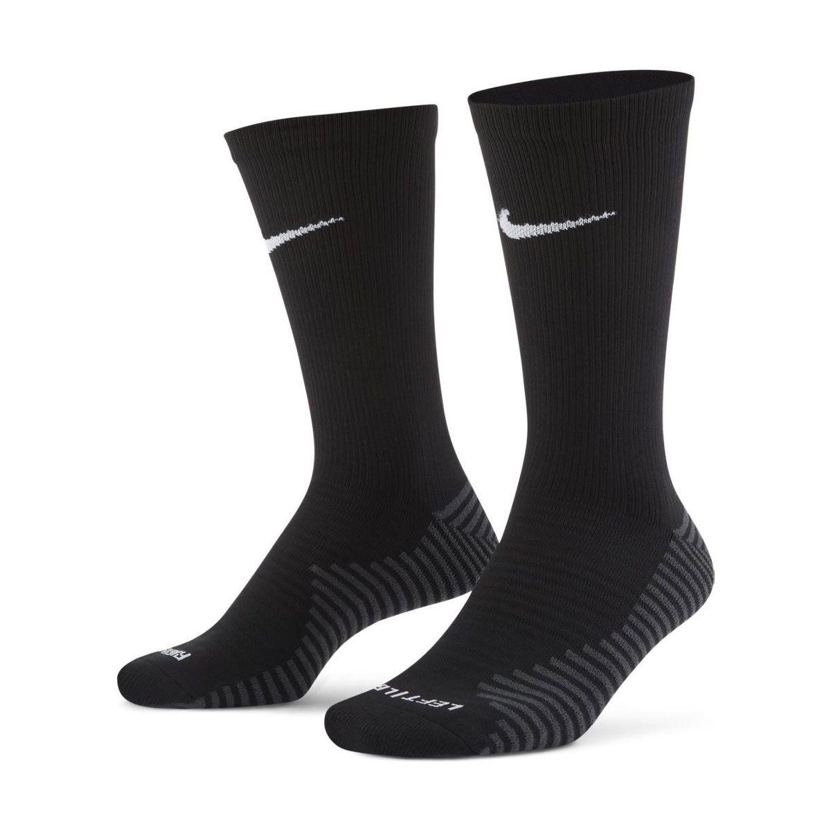Nike Calze Squad Nero Bianco