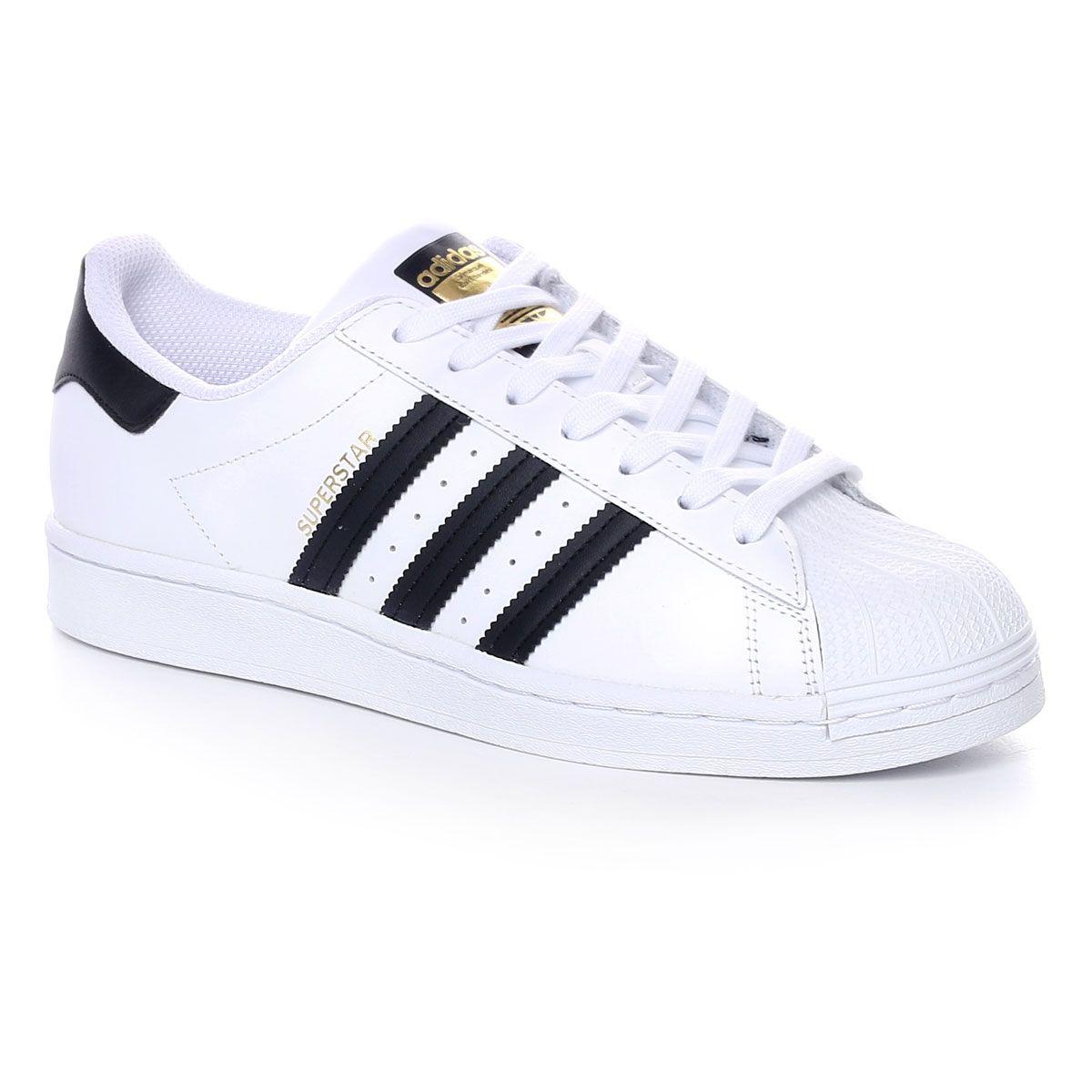 Adidas Originals Superstar Bianco Nero