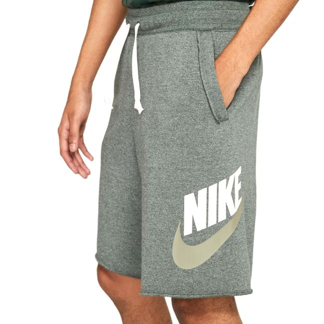Nike Short Sportswear Alumni Uomo Verde