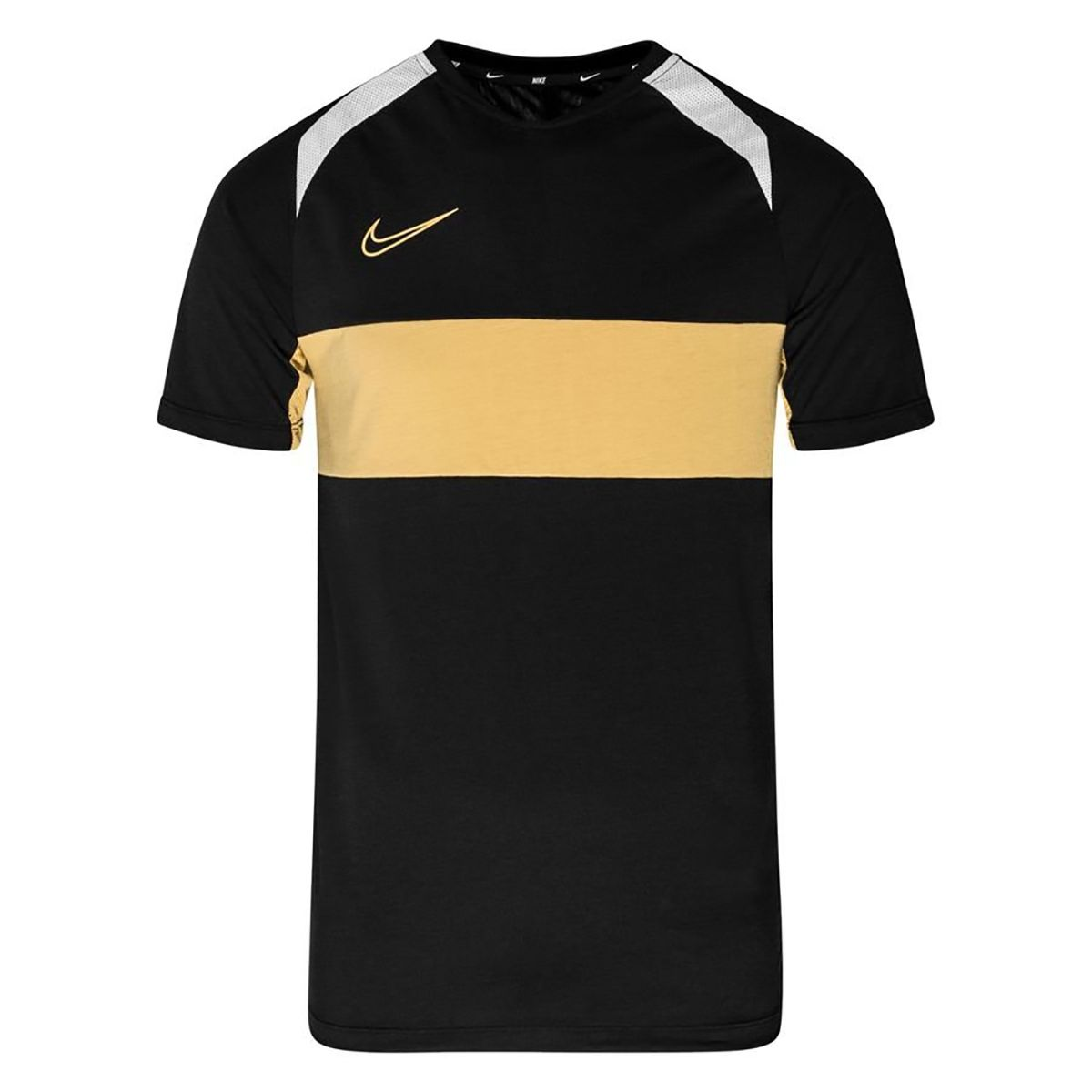 Nike T-Shirt Dri Fit Academy Uomo Nero