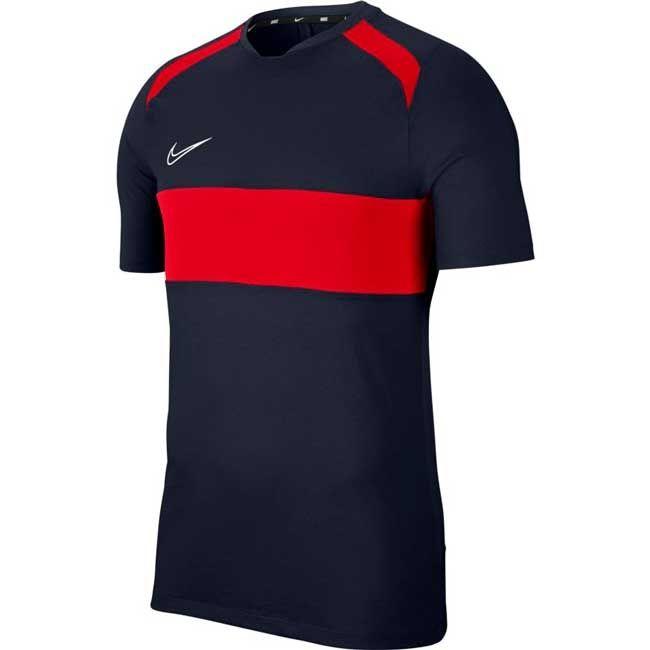 Nike T-Shirt Dri Fit Academy Uomo Blu