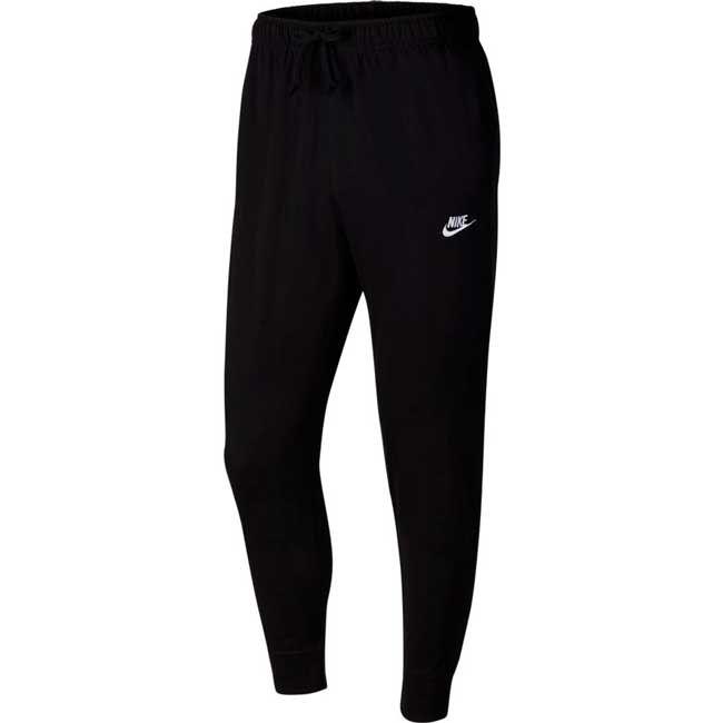 Nike Pantalone Jogger Sportswear Club Uomo Nero