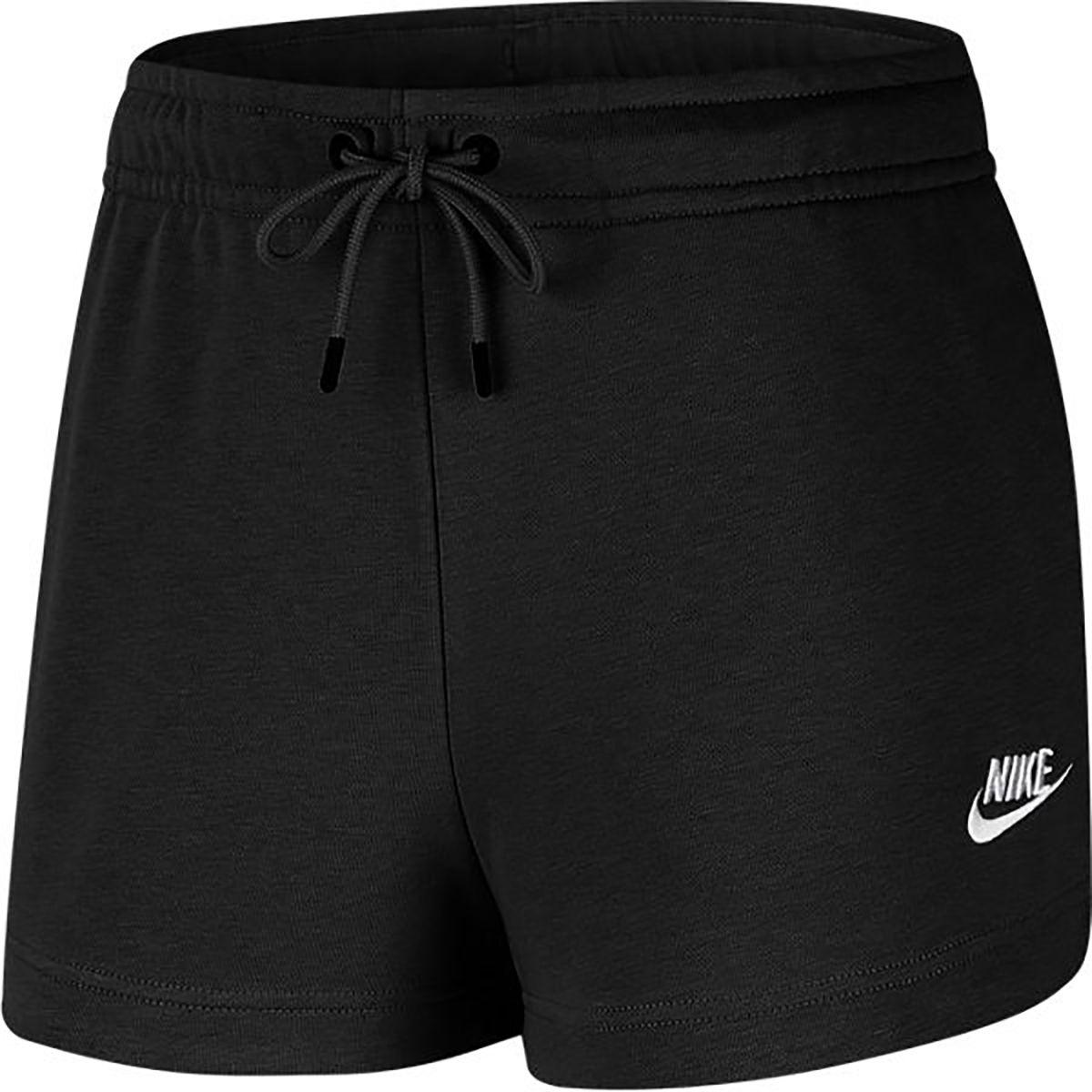 Nike Short Essential Donna Nero