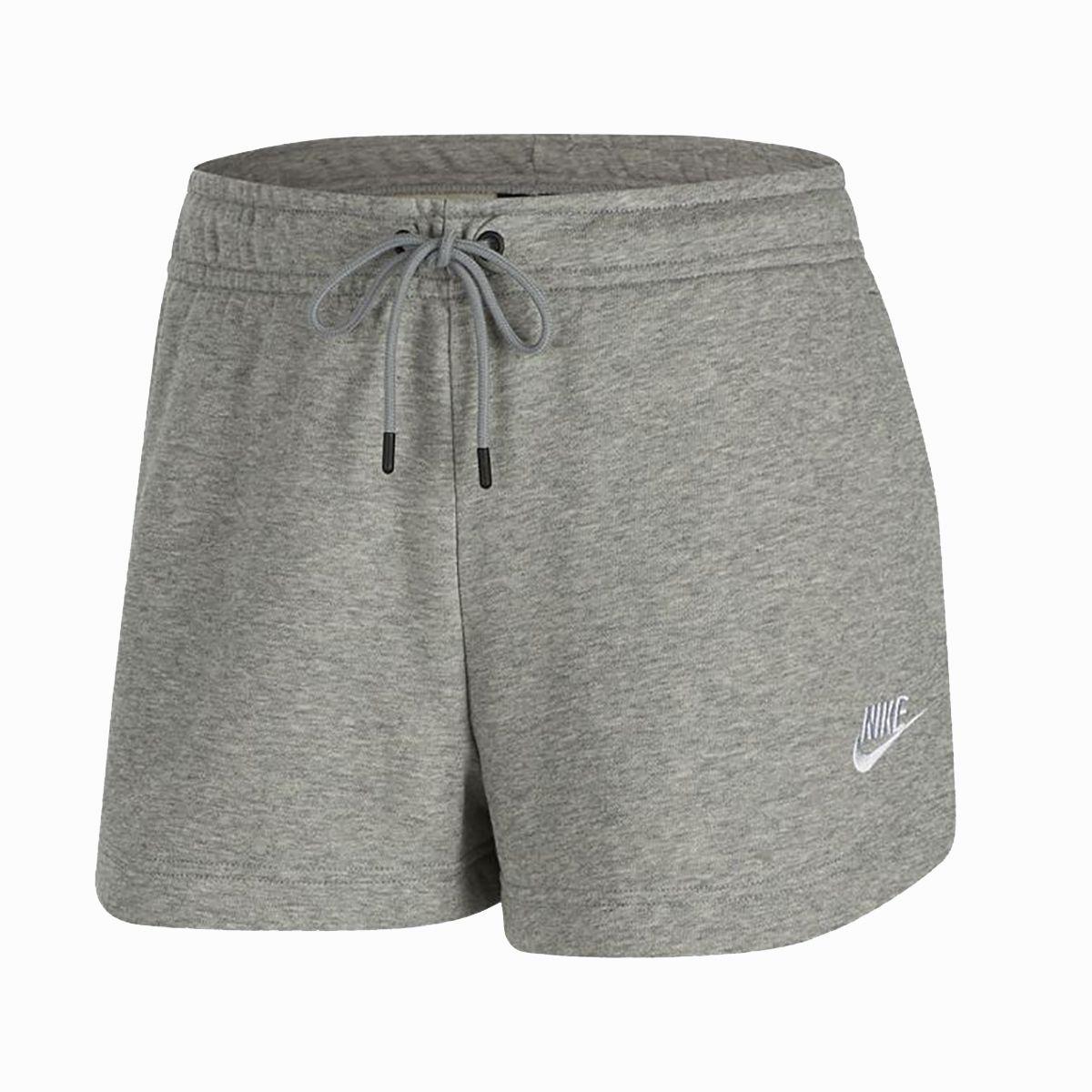 Nike Short Essentials Donna Grigio