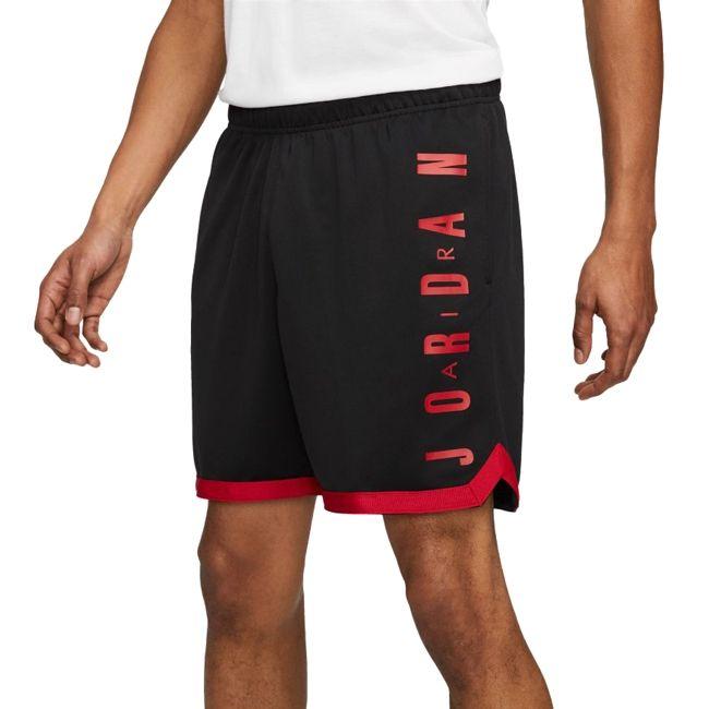 Nike Short Jordan Jumpman Uomo Nero Rosso