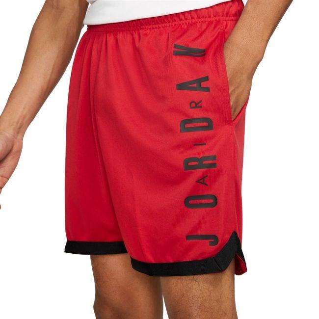 Nike Short Jordan Jumpman Uomo Rosso