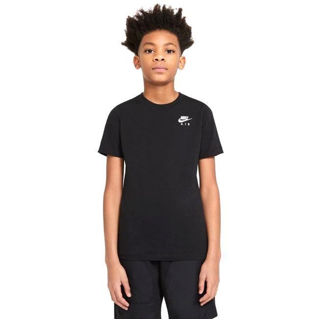 Nike T-Shirt Big Airmax Ragazzo Nero