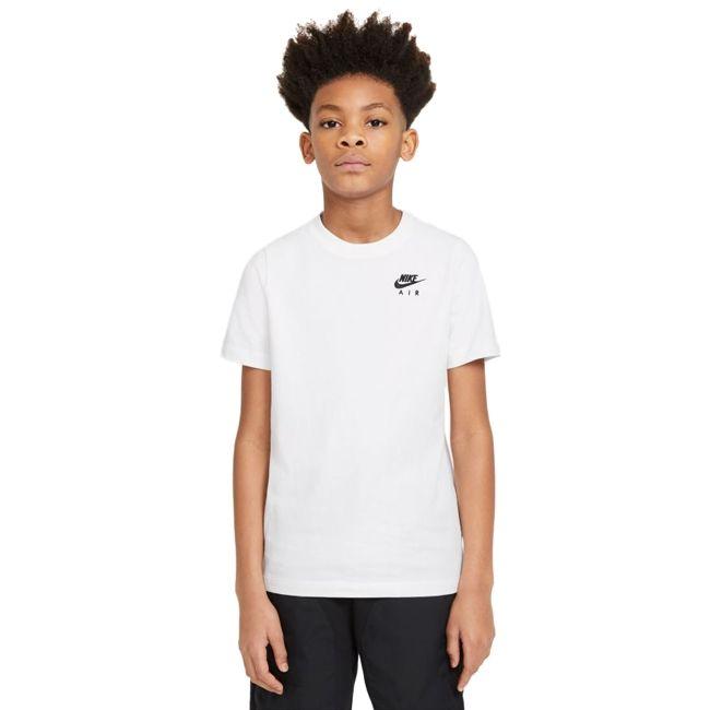 Nike T-Shirt Big Airmax Bambino Bianco Nero