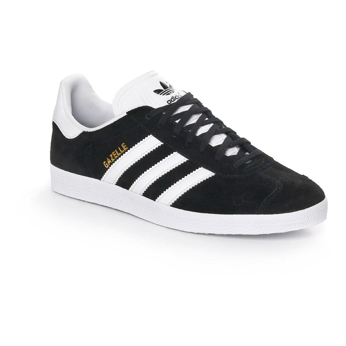 Adidas Originals Gazelle Nero Bianco