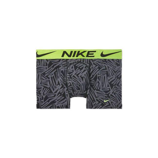 Nike Underwear Luxe Boxer Parigamba Uomo Nero Viola