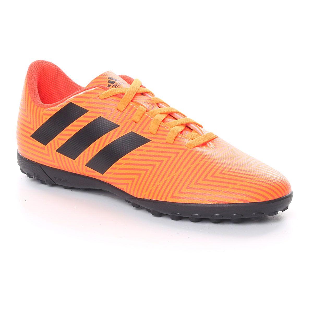 adidas Nemeziz Tango 18.4 TF J Orange Black