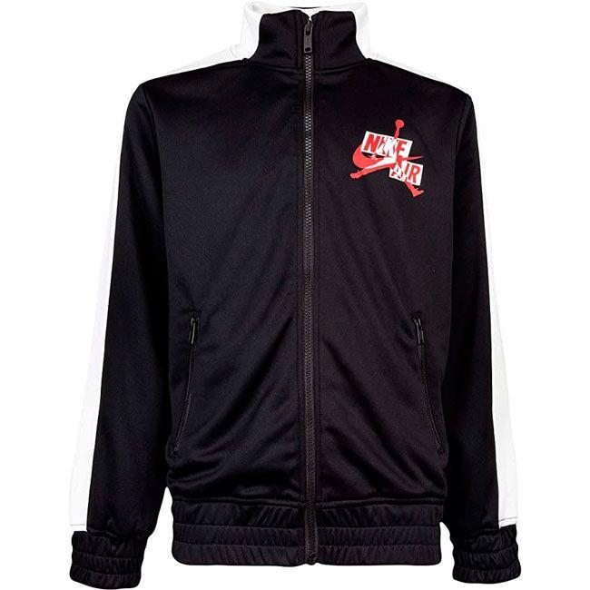 Nike Giacca Jordan Jumpman Bambino Nero
