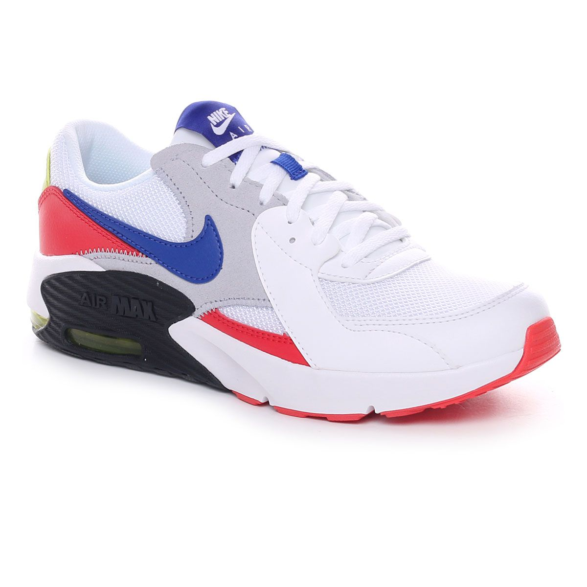 Nike Air Max Excee Gs Bianco Rosso Blu