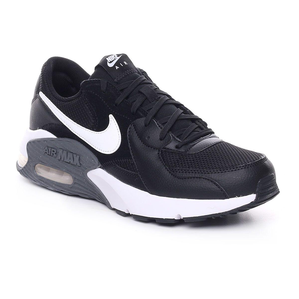 Nike Air Max Excee Uomo Nero Bianco